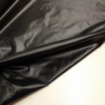 Weste Muster 9, schwarz